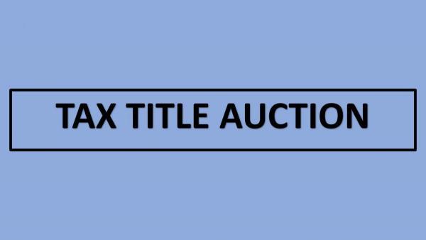 Tax Title