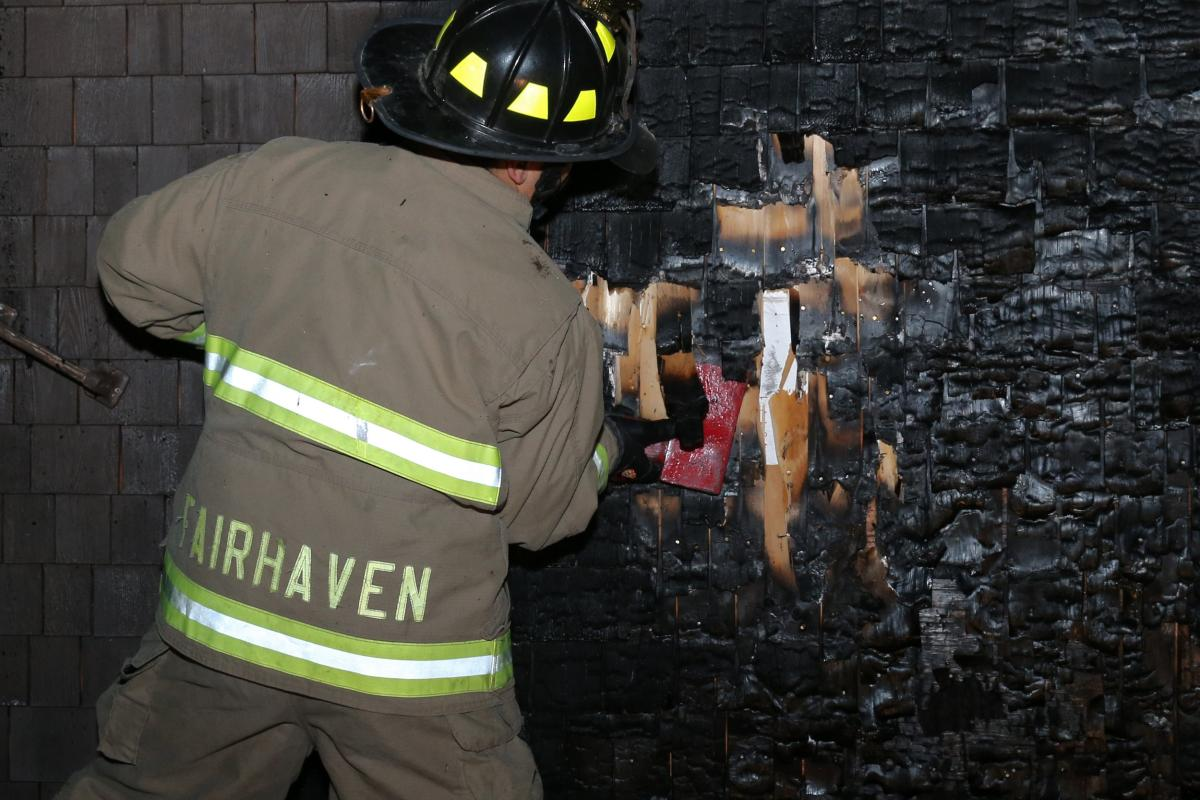 Jarvis Street Fire