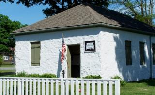 Old Stone School House on North Street